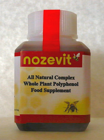 Nozevit - Organic Nosema Treatment